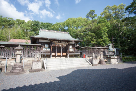 鹿島神社(カシマジンジャ)